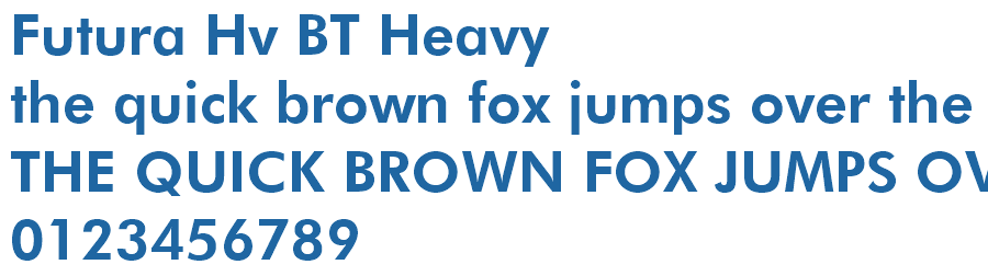 futura heavy font free download